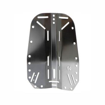 Hollis Stainless Steel Backplate