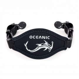 Oceanic Silicon Comfort Strap