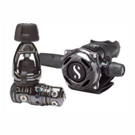 Scubapro MK25Evo/A700 Carbon Black
