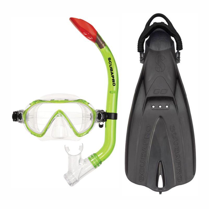 scubapro-go-small-set-black