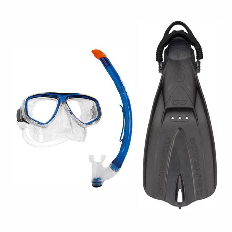 Scubapro GO Travel Set