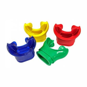 Apeks Coloured Mouthpiece Kit