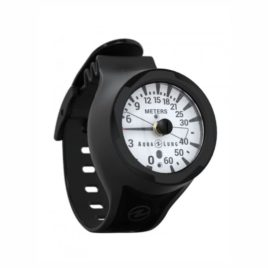 Aqualung Wrist Depth Gauge