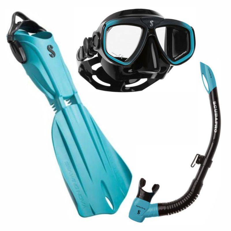 Scubapro Seawing 2 SET