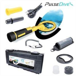 PulseDive Scuba Detector