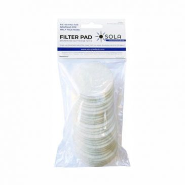 SOLA Breathetex Filter Pads