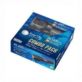 Big Blue Combo Pack AL1300WP + AL450NM Tail